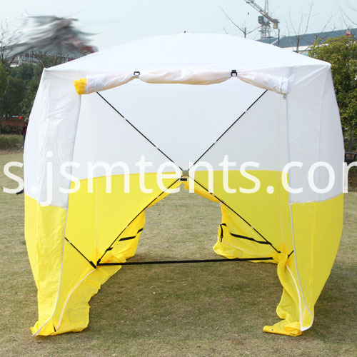 Multi-Useful Work Tent Heaters