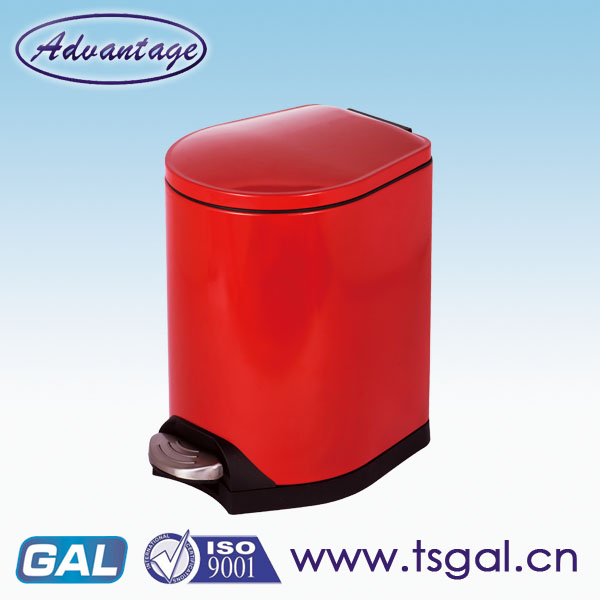 Colorful Pedal Dustbin