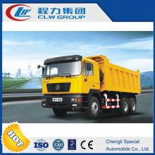 6 * 4 dianteiro caminhão de descarga elevação à venda