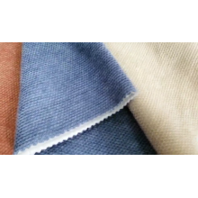 polyester jacquard bubble bonded super soft fleece fabric