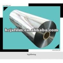 Reflective mylar pet film