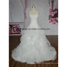 Милая Бальное Платье Свадебное Платье 2016
