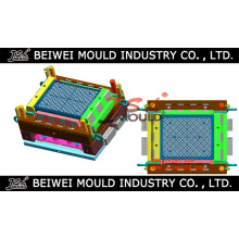 Plastic Injection Bread Crate Mould
