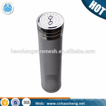 Wholesale mini brewery equipment stainless steel wire mesh cylinder cornelius keg dry hopper