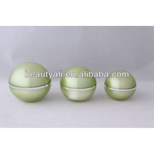 Crema cosmética Embalaje Tarro 5ml 15ml 20ml 30ml 50ml 80ml 100ml