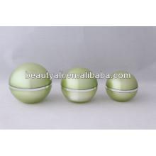 Crème Cosmétique Emballage Jar 5ml 15ml 20ml 30ml 50ml 80ml 100ml