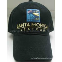Sombrero de béisbol personalizado de los deportes, casquillo del Snapback