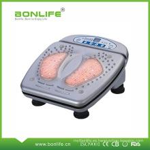 CE & RoHS multifunción eléctrico pie y pierna masajeador