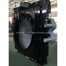 Aluminum Plate Fin Heat Exchanger for Power Equipment