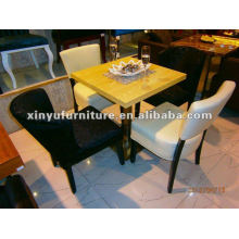bar restaurant chair and table sets XDW1009