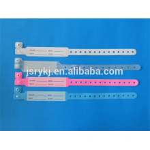 disposable wristband for infant