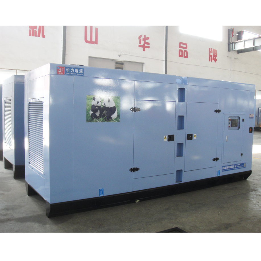 918-250 kW used quiet generators for sale