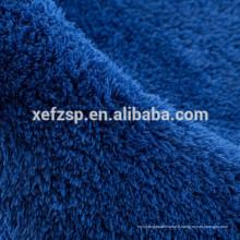 microfibre polyester épais tapis de prière personnalisé