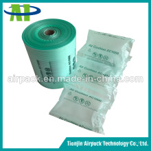 Recycelbare Schutzverpackung PE Luftpolsterfolie