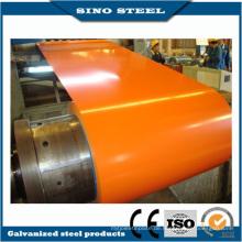 Dx51d Grade PPGI Farbe beschichtet PPGI Stahl Spule
