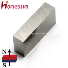 Customized Motor Sintered Cast AlNiCo Magnet