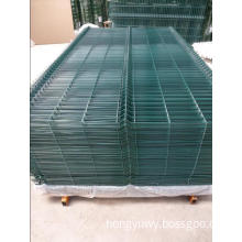 Best Sold to European Clients - Welded Wire Mesh Panel