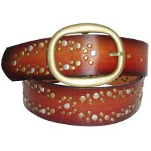 Stud Style Fashion PU Belt (KY955)