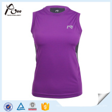 Women Sport Vest Wholesale Quick Dry Fitness Wear