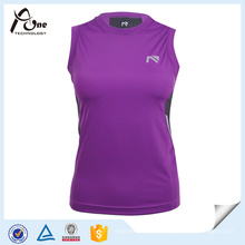 Mulheres Sport Vest Atacado Quick Dry Fitness Wear