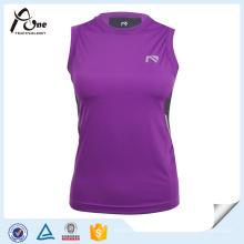 Женщины Спорт Жилет Оптовая Продажа Быстрый Сухой Фитнес Одежда