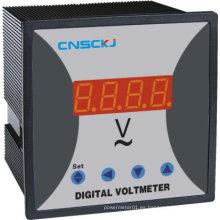 Hecho en Wenzhou digital voltímetro de cc