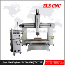 5-axis cnc router price for wood /plastic/acrylic/foam/ ect materails