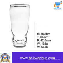 High Quality Glass Cup Clear Glass Beer Mug Kb-Hn0318