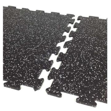 5mm EPDM Skid-resistant Rubber Flooring Rubber Garage Floor Tile