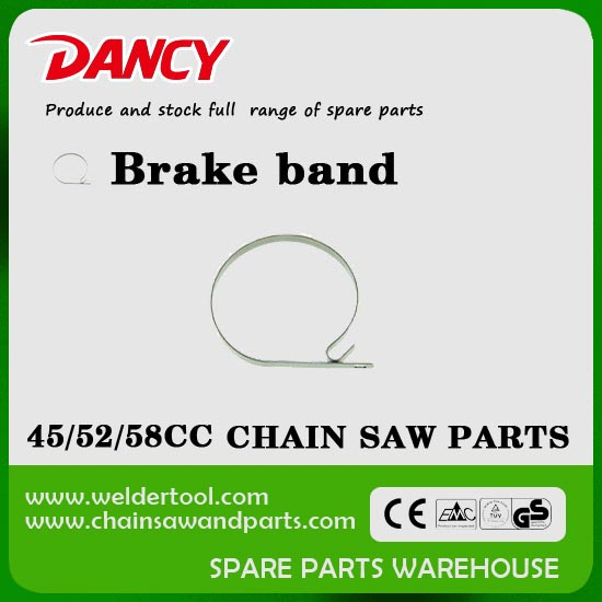 4500 5200 5800 chainsaw brake band