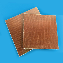 7 lembar kain katun fenolik kateter fenolik