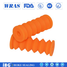 Silicone bellow pipe Cover expansion joint