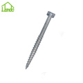 Persegi Flange Ground Screw Anchor