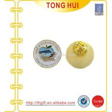 Metallabzeichen mit kundenspezifischem Design und Farben