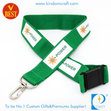 Wholesale Customized Nylon Lanyard at Factory Price