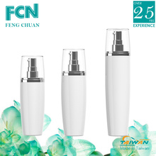 plastic lotion dispenser petg cosmetic packaging bottle high quality
