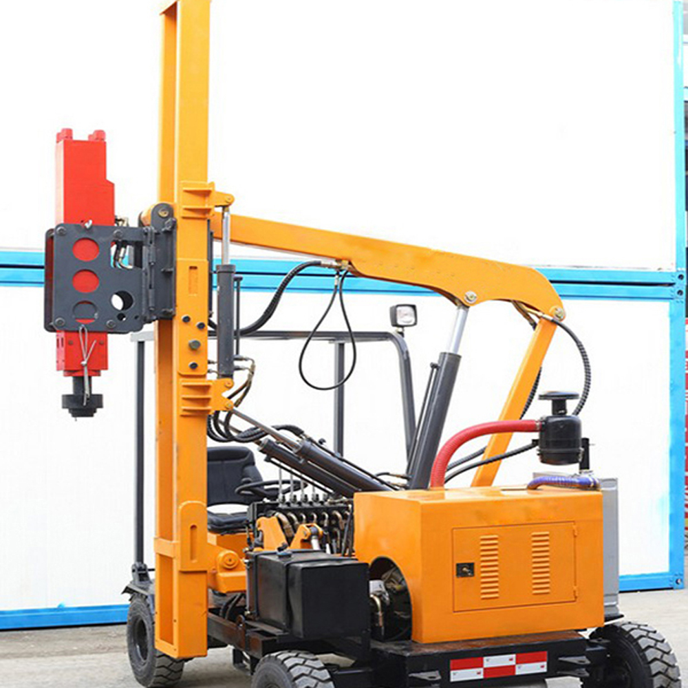 Vibratory Pile Driver For Sale