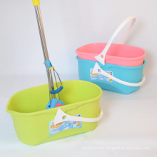 007 plastic bucket water breaker Square bucket Portable