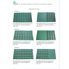 Durable Pig Slat Floor High Quality Plastic Composite BMC Floor Completely Open/Completely SCLESD