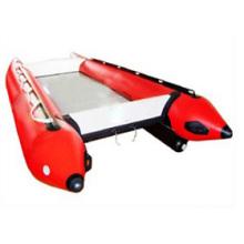Fiberglas Transom Speed Boat Schlauchboot