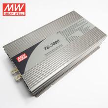 MEAN WELL UL CE CC 3 años 3000W caja de aluminio dc ac inverterTS-3000-224B