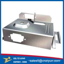 Kohlenstoff-Faser CNC maschinell bearbeitet / CNC-Ausschnitt-Ersatzteile, Kohlenstoff-Faser CNC-Schnitt