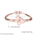 Butterly Diamant-Gold-Armband-Frauen-Goldschmucksachen