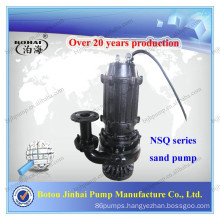 NSQ submersible sewage slurry pump