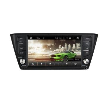 SKODA Fabia Android 7.1 & 8-Zoll-Auto-DVD-Player