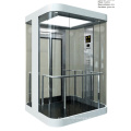 4 Side Glass Elevator