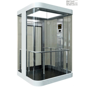 Transparent Panoramic Elevator for Hot Sell