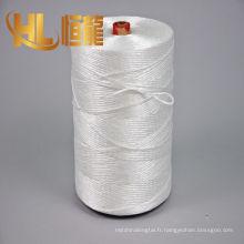 corde torsadée en polypropylène agricole