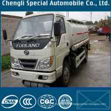 Foton 4X2 LHD 1300 Us Gallons Forland Fuel Truck