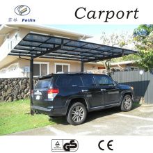 Polycarbonate and aluminum carport aluminum carport parts
